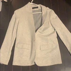 Zara super soft blazer size M